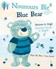 Nounours Ble / Blue Bear