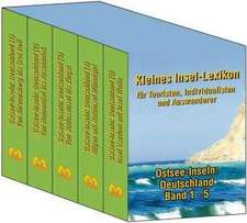 Ostsee-Inseln: Deutschland  Band 1-5.  Gesamtausgabe
