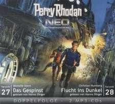 Perry Rhodan Neo 27 - 28 Das Gespinst - Flucht ins Dunkel