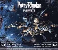 Perry Rhodan NEO 63 - 64 Sternengötter - Herrin der Flotte