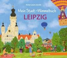 Mein Stadt-Wimmelbuch Leipzig