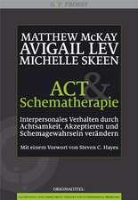 ACT und Schematherapie