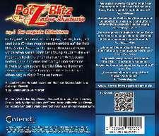 Potz Blitz - Die Zauber-Akademie 03. Der magische Wirbelsturm