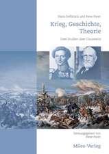 Krieg, Geschichte, Theorie
