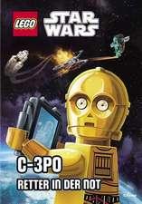 LEGO® Star Wars(TM) C3PO, Retter in der Not