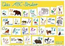 mindmemo Lernposter - Das ABC Poster