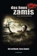 Das Haus Zamis 12. Sei verflucht, Coco Zamis!