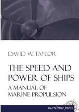 The Speed and Power of Ships