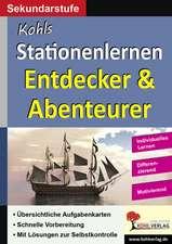 Kohls Stationenlernen Entdecker & Abenteurer