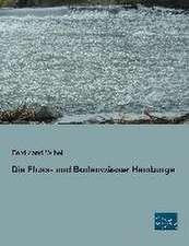 Die Fluss- und Bodenwässer Hamburgs