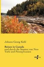 Reisen in Canada