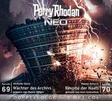 Perry Rhodan NEO 69 - 70 Wächter des Archivs - Revolte der Naats