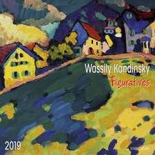 WASSILY KANDINSKY FIGURATIVES 2019