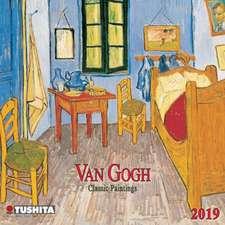 VAN GOGH CLASSIC PAINTINGS 2019