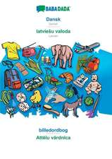 Babadada GmbH: BABADADA, Dansk - latvieSu valoda, billedordb