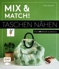 Mix and match! Taschen nähen