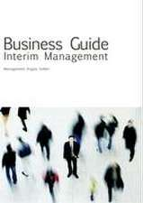 Business Guide Interim Management