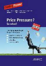Price-Pressure? So what!