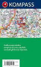 Dolomiti 01. Val Gardena.  Italienische Ausgabe