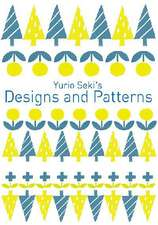 Yurio Seki's Designs and Patterns