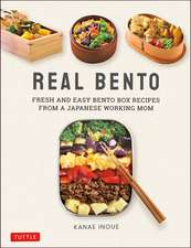 Real Bento: Fresh and Easy Lunchbox Recipes from a Japanese Working Mom