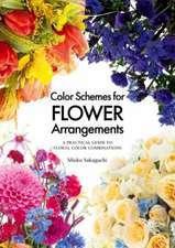 Color Schemes for Flower Arrangement
