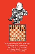 Blackmar Diemer Gambit Bogoljubow Variation 5...G6 Second Edition