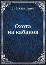 Ohota na kabanov