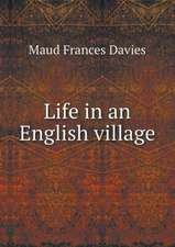 Life in an English village
