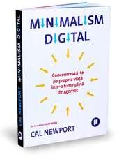 Minimalism digital: Concentrează-te pe propria viață într-o lume plină de zgomot