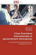 Crises Financieres Internationales Et Gouvernement D'Entreprises:  Uma Analise Semiotica E Seu Legado Na Cultura Do Videoclipe.