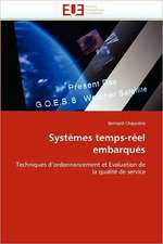 Systemes Temps-Reel Embarques