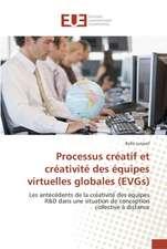 Processus Creatif Et Creativite Des Equipes Virtuelles Globales (Evgs):  Langue Gur Du Togo Et Du Ghana