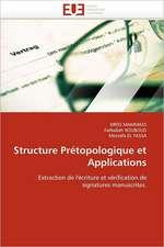 Structure Pretopologique Et Applications