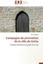 Campagne de Promotion de La Ville de Gafsa:  Mission Spatiale Exomars