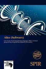 ALICE (SOFTWARE)