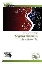 ANGELOS CHANIOTIS