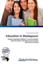 Education in Madagascar