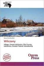WILCZANY