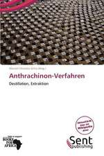 ANTHRACHINON-VERFAHREN