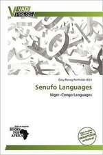 SENUFO LANGUAGES