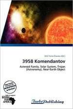 3958 Komendantov