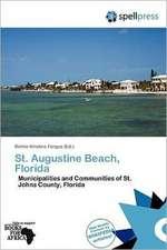 ST AUGUSTINE BEACH FLORIDA