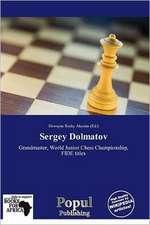 SERGEY DOLMATOV
