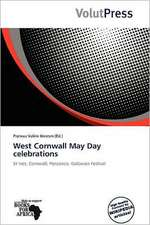 WEST CORNWALL MAY DAY CELEBRAT