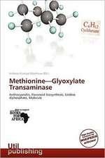METHIONINE-GLYOXYLATE TRANSAMI