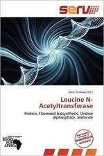 LEUCINE N-ACETYLTRANSFERASE