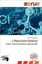 L-PIPECOLATE OXIDASE
