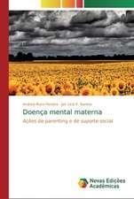 Doença mental materna