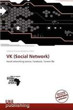 VK (SOCIAL NETWORK)